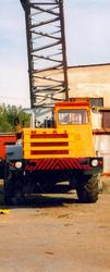 Продаем монтажный кран МКТ-40,  г/п 40 тонн,  МоАЗ 546П,  1988 г.в.