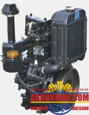 Двигатель дизельный на мотоблок 12 л.с.