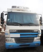 Продаем грузовой автомобиль-рефрижератор DAF CF AE75PC,  2004 г.в.