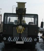 Продаем автокран ADK-125/3,  13 тонн,  на шасси IFA DA 53,  1986 г.в.