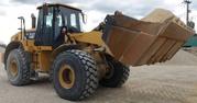 Продаем фронтальный погрузчик Caterpillar 966H,  4, 0 м3,  2008 г.в.