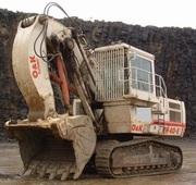 Продаем карьерный экскаватор O&K-TEREX RH 40-E,  6, 0-7, 0 м3,  2005 г.в.