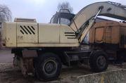 Продаем колесный экскаватор ТВЭКС ЕК-18,  1, 0 м3,  2005 г.в.
