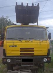 Продаем универсальную машину UDS 114A,  0,  63 м3,  TATRA 815,  1989 г.в.